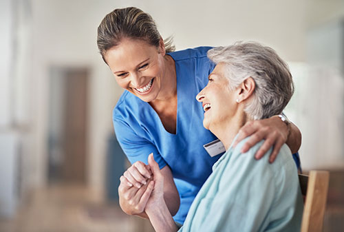 Assisted living or memory care communities